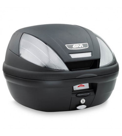 BAULETTO E370 NERO TECH GIVI