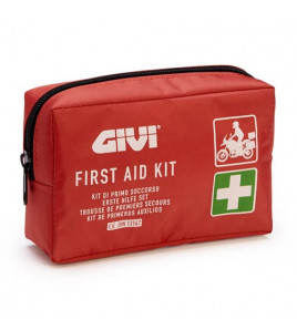 /FIRST AID KIT ( KIT PRONTOSOCCORSO PORT. NORMA DIN13167) GIVI