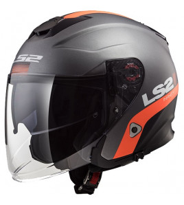 OF521 INFINITY SMART LS2 HELMETS