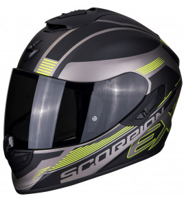 EXO-1400 FREE CASCO INTEGRALE IN FIBRA SCORPION