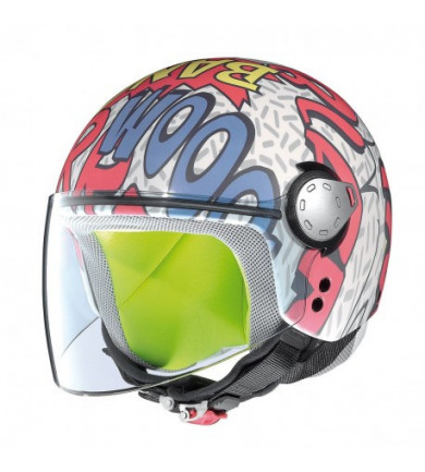 G1.1 VISOR FANCY CARTOON GREX