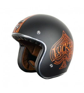 PRIMO RED SPADE ORANGE CASCO JET