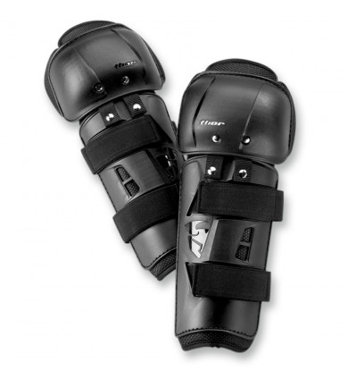 SECTOR KNEE GUARD BLACK ONE SIZE