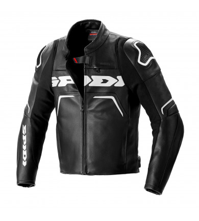 EVORAIDER 2 GIACCA IN PELLE RACING
