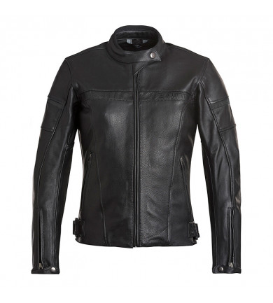 STRADA LADY GIACCA IN PELLE MOTO