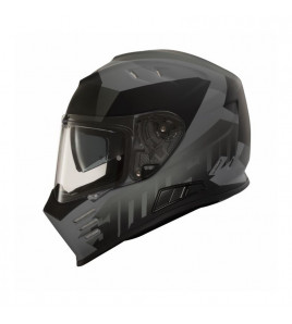 VENOM ARMY MAT BLACK / ARMBLK CASCO INTEGRALE IN FIBRA