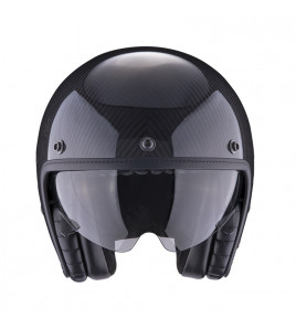 BELFAST CARBON CASCO JET CUSTOM IN CARBONIO