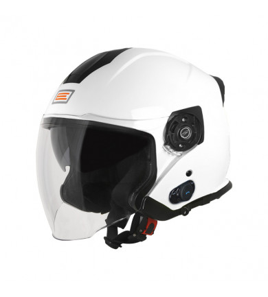PALIO 2.0 CASCO JET CON INTERFONO