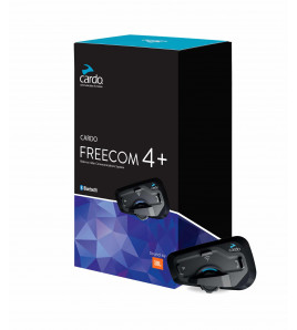 FREECOM 4+ SINGOLO INTERFONO MOTO MOTO