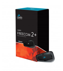 FREECOM 2+ SINGOLO INTERFONO MOTO MOTO