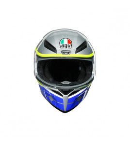 K1 ROSSI MUGELLO CASCO INTEGRALE