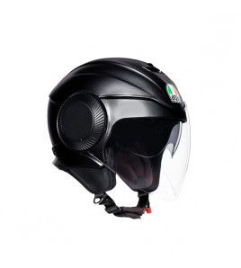 ORBYT MATT BLACK CASCO JET