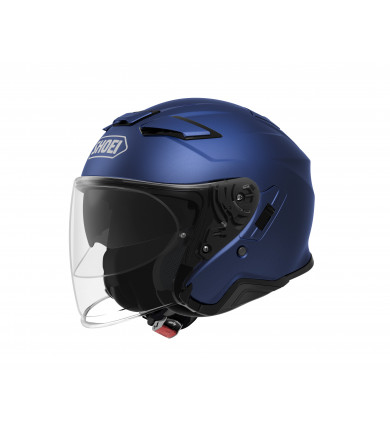 J-CRUISE 2 MATT BLUE METALLIZZATO CASCO JET
