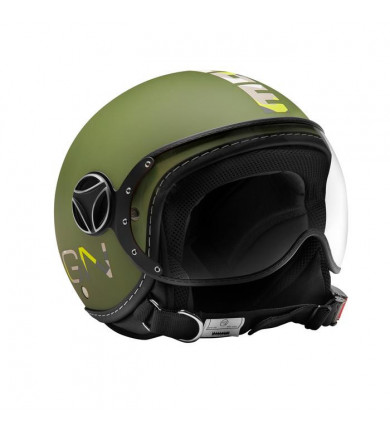 FIGHTER BABY CASCO JET MOMO DESIGN