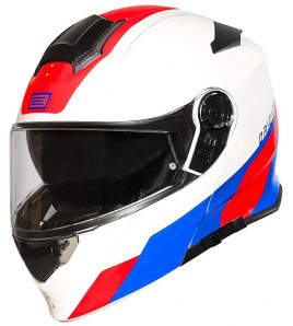 DELTA BASIC DIVISION RED BLUE WHITE CASCO MODULARE ORIGINE