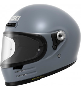 GLAMSTER BASALT GREY CASCO INTEGRALE SHOEI