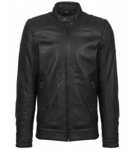 ROADSTER LEATHER GIACCA IN PELLE JOHN DOE