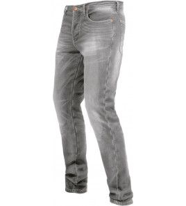 PANTALONI IRONHEAD USED LIGHT GREY JEANS CERTIFICATI AAA JOHN DOE