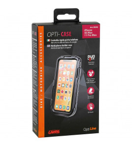 OPTI-CASE PER IPHONE XS MAX / IPHONE 11 PRO MAX CUSTODIA RIGIDA IMPERMEABILE