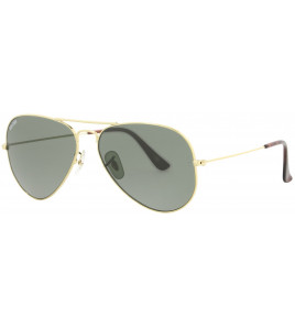 AVIATOR MATTE BLACK OCCHIALI DA SOLE JOHN DOE